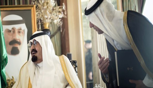 Saudi King Abdullah Treated For Pneumonia In Hospital, Who Will be the Successor?