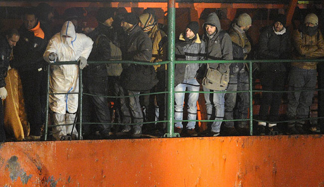 Photo of Ghost Ship Captain Describe How Trafficking in Turkey Is Easy