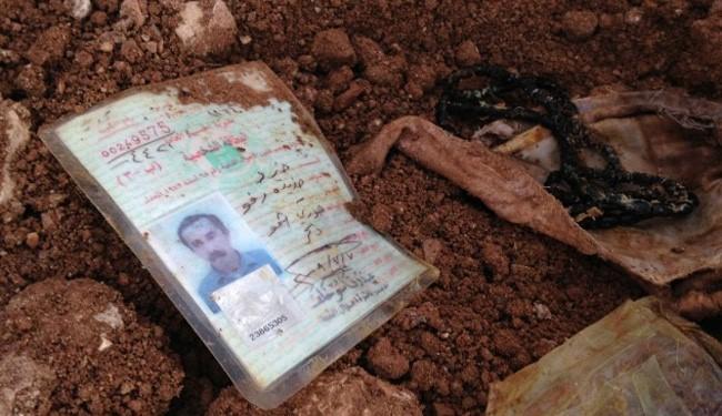 320 Yazidis Corpses Found in Mass Grave near Mosul
