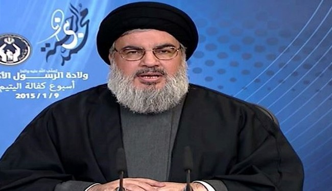 Sayyed Nasrallah: Terrorists Threaten Islam,Islamic Nation Must Get United to Face Takfiris