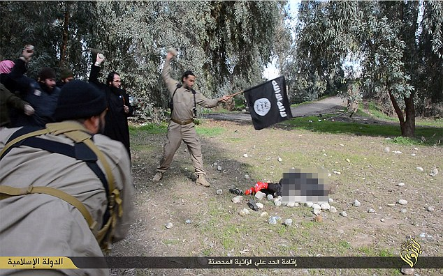 15Brutal Scenes from Syria - ISIS ISIL DAESH