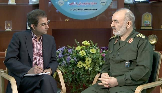 IRGC General's Salami: Zionists Expects Special Revenge