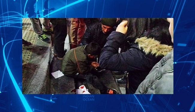 Hungry Syrian Boy Beaten in Turkey for Eating Leftovers + Photo
