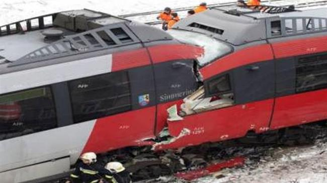 Photo of Brazil commuter trains collision leaves 69 injured: Official