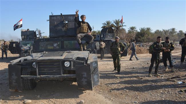 Photo of Iraqi forces liberate Diyala from ISIL