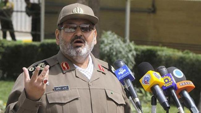 Photo of Egypt's Sinai terrorists aiding Israel: Iran cmdr.