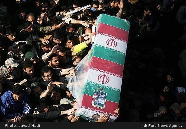 Photo of Iran Bids Farewell to Martyr General Allah-Dadi