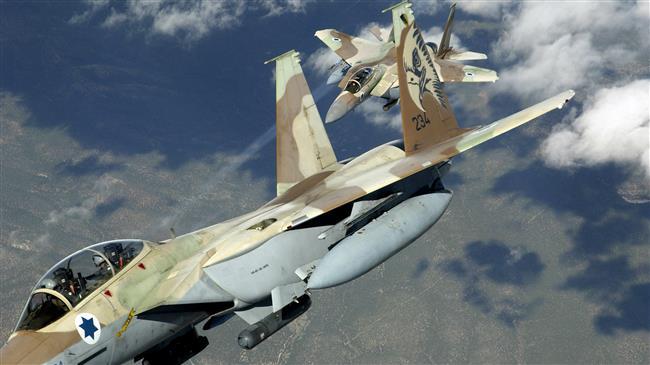 Photo of Terrorist Israeli warplanes fly over Lebanon
