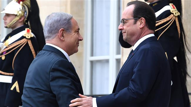 Photo of Hollande asked Netanyahu not to join Paris rally: Reports