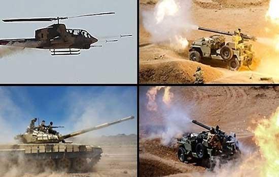 iranian-drills