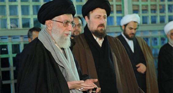 Photo of Supreme Leader pays tribute to Founder of Islamic Republic
