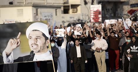 Photo of Demonstrations will go on until Sheikh Salman released: Bahraini cleric