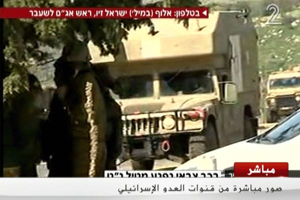 Photo of UPDATE 9: zionist Channel 10: Hezbollah's Raid claims 18 israeli soldiers wounds 45; Officials admit 2 soldiers dead and 14 wounded..