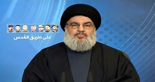 Photo of Sayyed Nasrallah: Resistance has right to repel any aggression
