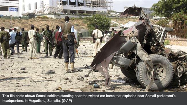 Photo of Militants attack hotel in Somali capital, 25 killed
