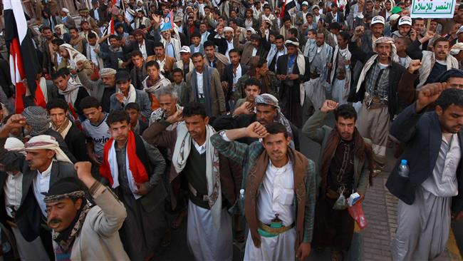 Photo of Houthis to UN: We won't cede power