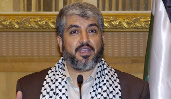 Photo of Hamas Leader Mashal to Visit Iran Next Month
