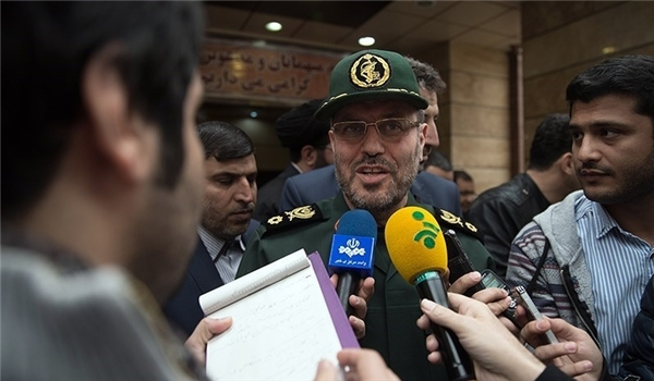 Photo of DM: Iran Not to Tolerate Foreign Military Deployment in Region