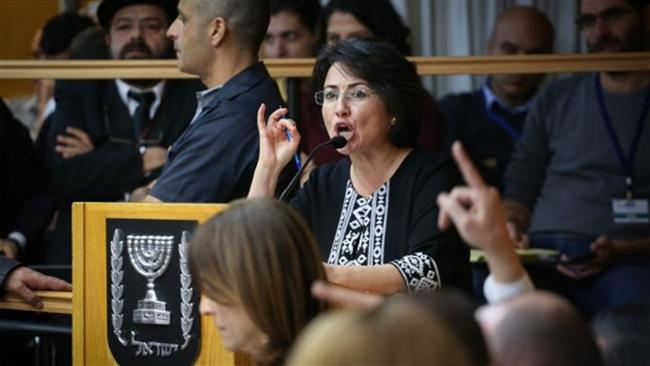 Photo of Israel bars Palestinian MP from polls