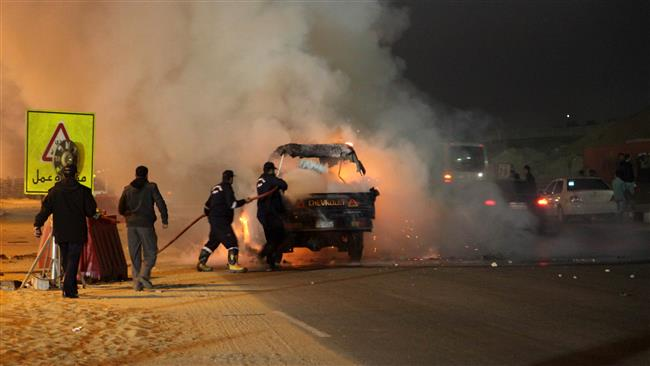 Photo of At least 40 killed before football match in Cairo