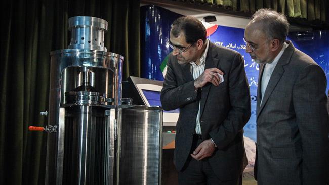 Photo of Iran unveils indigenous tubular centrifuge