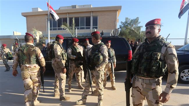 Photo of Iraqi army liberates two regions en route to Tikrit