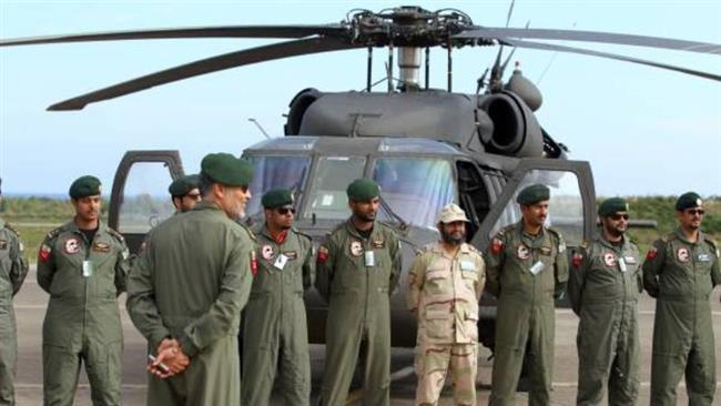 Photo of Four Saudi military staff members killed in copter crash