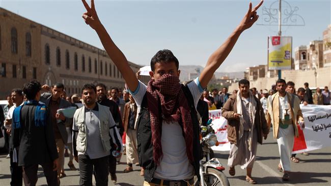 Photo of Yemenis celebrate victory of people's will Yemen Revolution