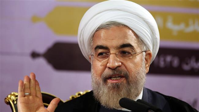 Photo of Rouhani hails govt.'s economic job as 'miracle'