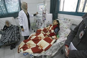Photo of Ministry of Health demands solving health crisis in Gaza