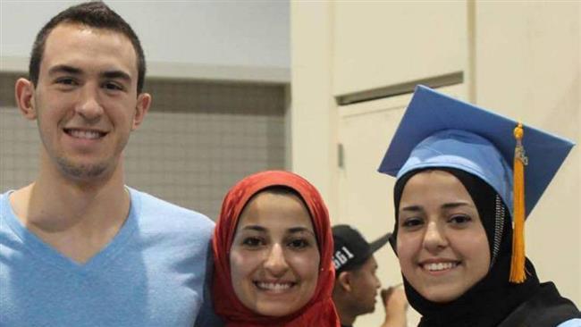 Photo of US media slated over 3 slain Muslims