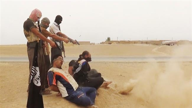 Photo of Turkey, Israel, US, West, KSA, Jordan, Qatar-backed, armed, financed ISIL executes seven men in northern Syria