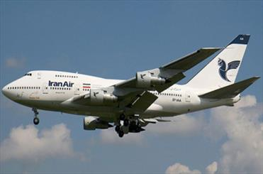 Photo of Intl. flights over Iran rise 70 per cent