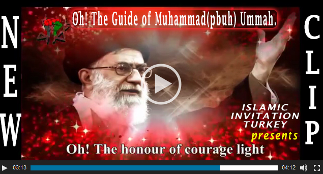 Photo of NEW VIDEO CLIP-  Oh! The Guide of Muhammad(pbuh) Ummah. Islamic Invitation Turkey presents
