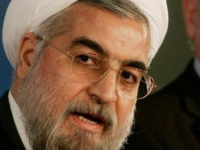 Photo of Rouhani Says World Must 'Seize Opportunity' of Nuclear Deal with Iran