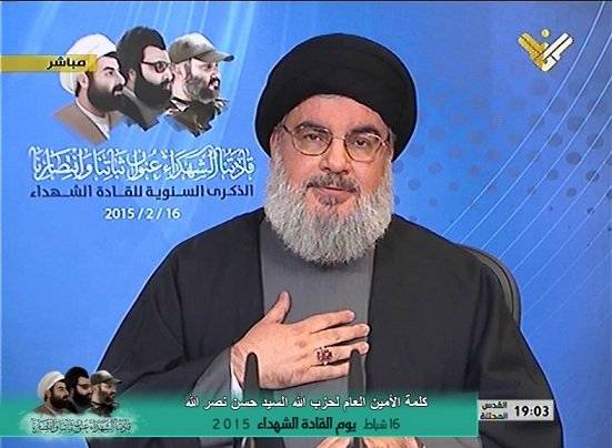 Photo of Sayyed Nasrallah to those Who Criticize Hezbollah on Syria Fight: Join Us