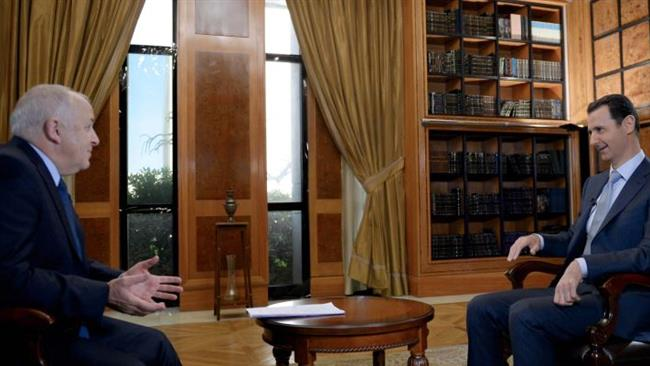 Photo of Assad rules out cooperation with US-led campaign against ISIL