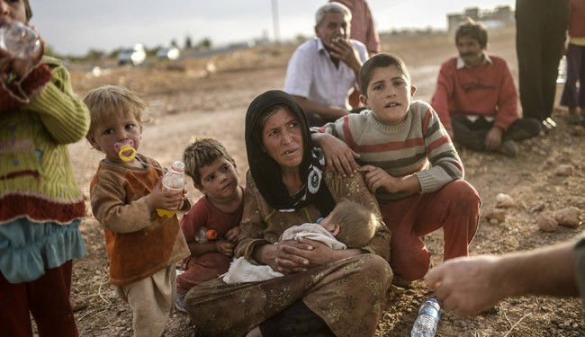 41 Kurdish Families Captured by ISIS in Mosul