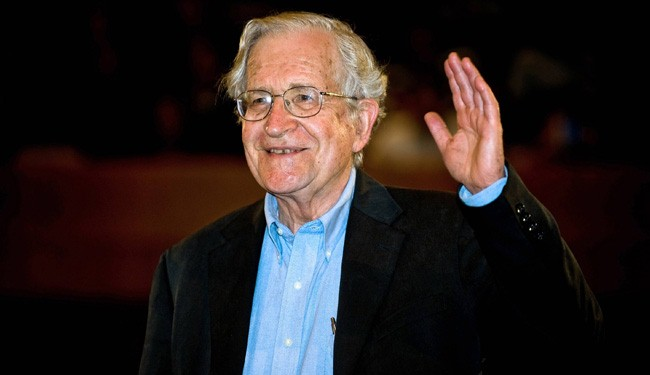 Chomsky Reveals Role of Wahhabi-Backed US in evolution of ISIS