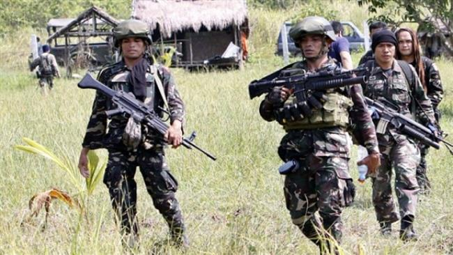 Photo of Eight militants killed in clashes with Philippine army