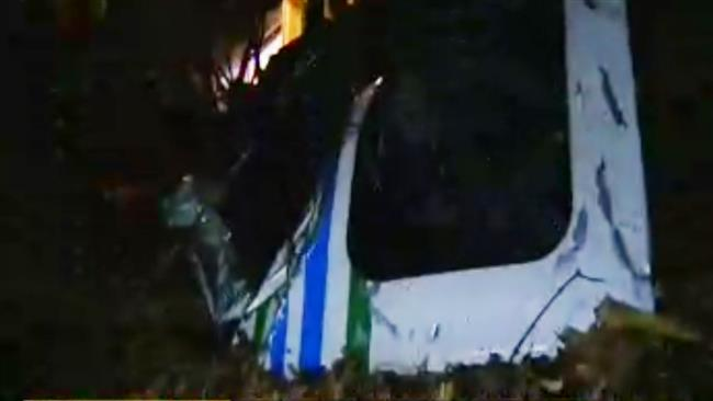 Photo of Helicopter crash kills 3 in north Tehran