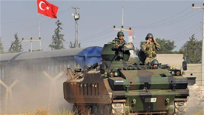 Photo of Turkey shells Syrian artillery units near border: Turkish military