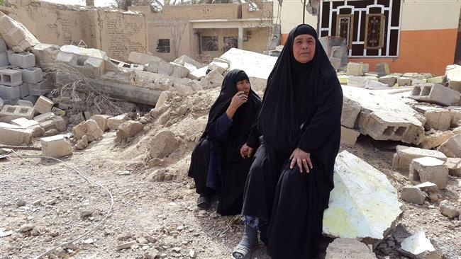 Photo of Violence uproots 28,000 Iraqis in Tikrit: UN