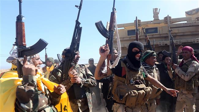 Photo of Iraqi forces liberate Tikrit center from ISIL hold