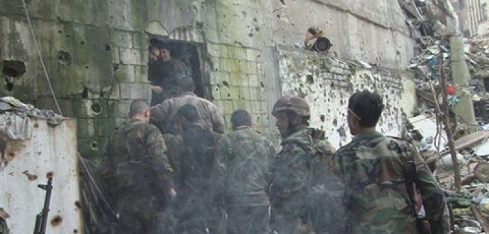 Photo of Syrian Army and Palestinian Resistance Forces Advance in Southern Damascus