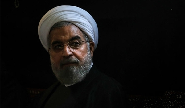 Photo of Iranian President Offers Condolences to German, Spanish Leaders over Plane Crash