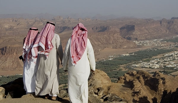 Photo of People Escaping Southern Parts of Saudi Arabia