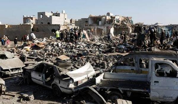 Photo of Saudi Citizens Condemn Al Saud's Aggression on Yemen