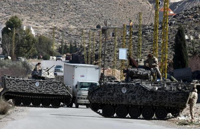 Photo of Syria-based terrorists prepare for Lebanon offensive