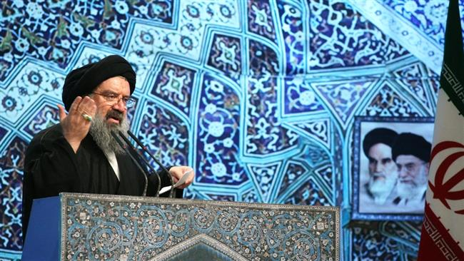 Photo of Iran supports Iraq's territorial integrity: Cleric